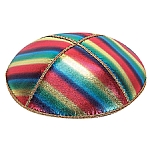 FL-103 Fancy Leather kippah