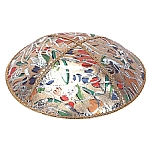 FL-104 Fancy Leather kippah
