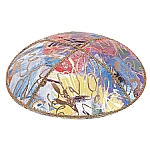 FL-117 Fancy Leather kippah